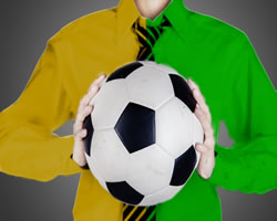 Dual Representation and Duality in Football
